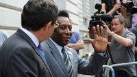 Wegen Doppelgänger: Fußball-Legende Pelé verklagt Samsung auf 30 Millionen US-Dollar