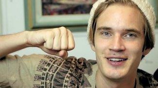 """PewDiePie macht Kanallöschung zum """"Witz"""""""