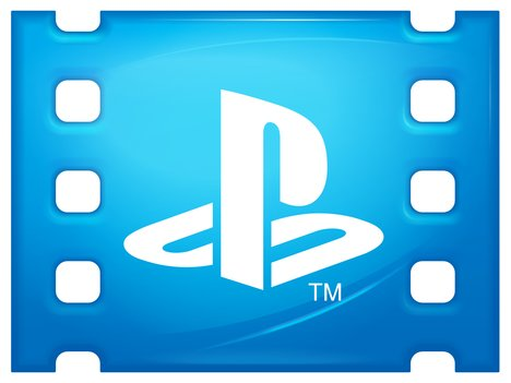 play station video logo