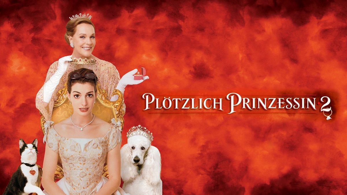 Plötzlich Prinzessin 3 Trailer