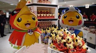 Die Pokémon Company möchte auch außerhalb Japans weitere Pokémon-Center eröffnen