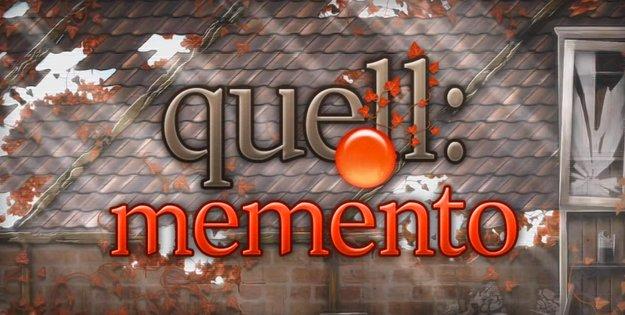 Quell Memento+: Kniffliger Puzzler für nur 0,10 Euro im Play Store