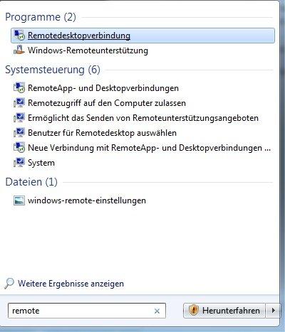 windows: remote desktop einrichten – so geht's – giga, Einladung