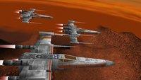 Hiermit geht's zurück in unsere Kindheit: Star Wars Rogue Squadron bei Steam erhältlich