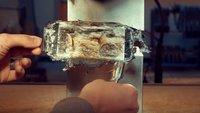 Samsung Galaxy S7 edge vs. Hydraulik-Presse: So schön kann Zerstörung sein