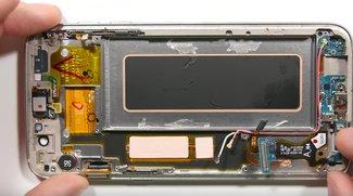 Samsung Galaxy S7 edge: Teardown-Video zeigt das Innenleben des Flaggschiff-Phablets