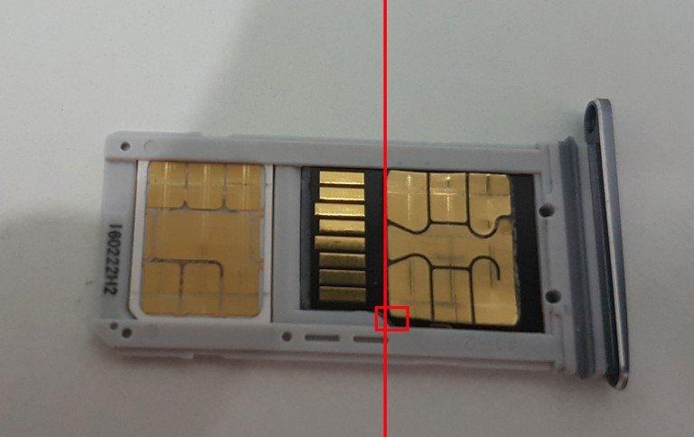 S7 Edge Sd Karte.Samsung Galaxy S7 Edge So Nutzt Du Dual Sim Und Microsd Karte