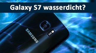 Samsung Galaxy S7 (edge): So wasserdicht sind die Handys