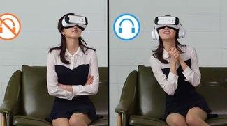 Samsung Entrim 4D: Gruseliges Headset kann das Gehirn manipulieren
