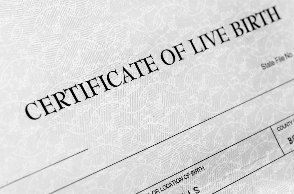 Geburtsurkunde Für Personalausweis