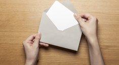 Briefumschlag bedrucken mit Word, OpenOffice und Co.