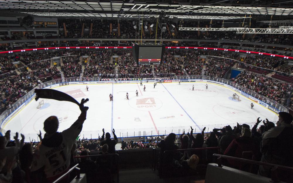 eishockey del playoffs