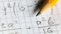 Notenschlüssel und Notendurchschnitt berechnen: So geht's