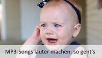 MP3 lauter machen: so funktioniert es