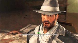 Fallout 4: Ihr solltet den Automatron-DLC unbedingt im Silver Shroud-Kostüm bestreiten