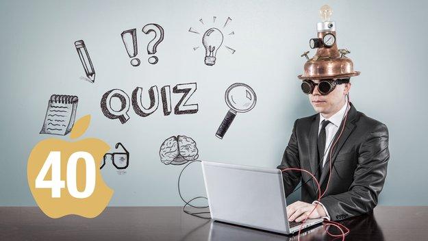 Apple-Quiz: Wie gut kennst du Software und Apps von Apple?
