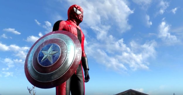 Captain America - Civil War: So spektakulär sieht der Trailer in Fallout 4 aus