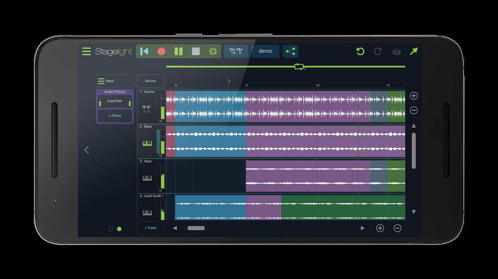 Garageband Fur Android Alternative Apps Fur Die Musik Erstellung