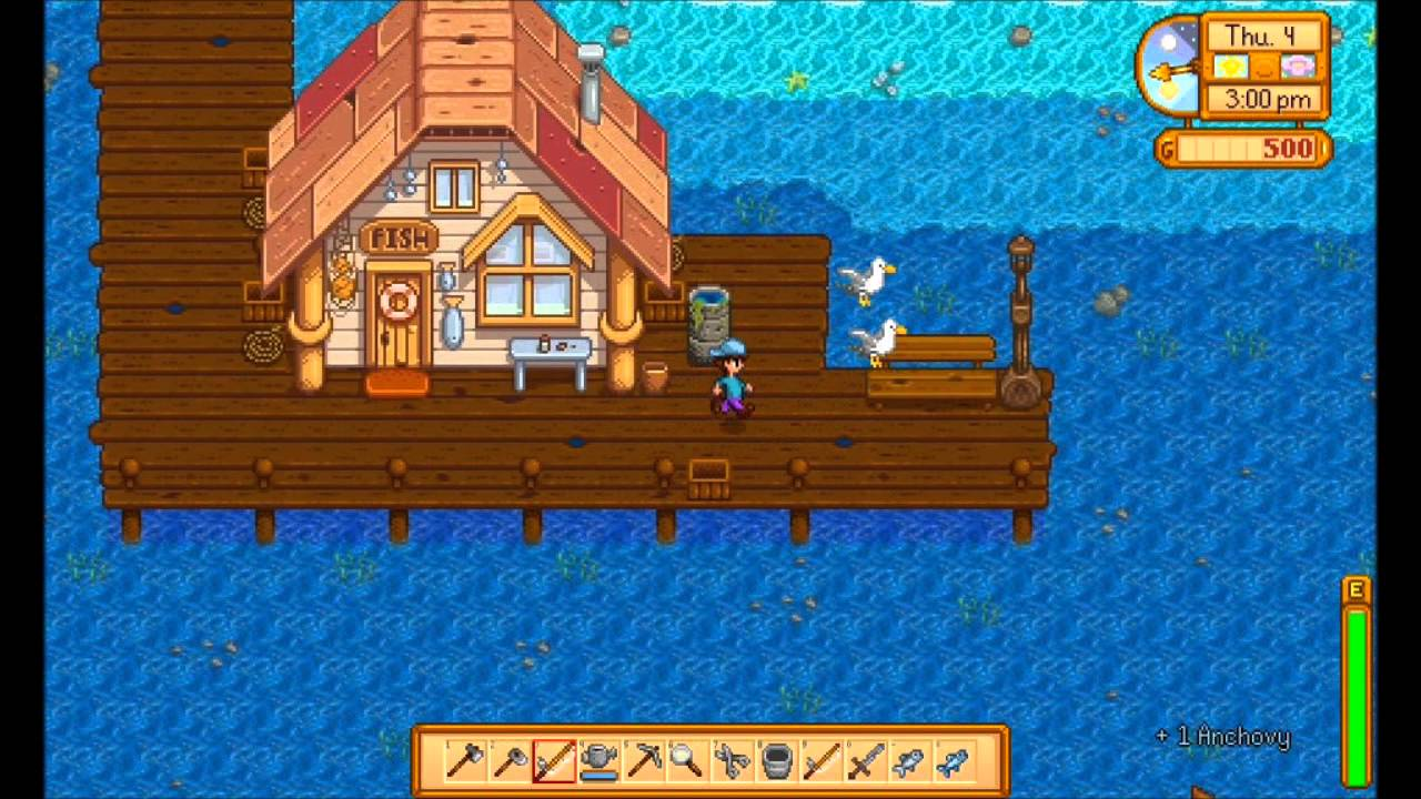 Stardew Valley Warum Der Harvest Moon Klon Die Steam Charts Sturmt
