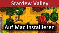 Stardew Valley auf Mac installieren – So geht's