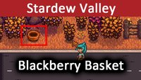 Stardew Valley: Blackberry Basket – So findet ihr Linus Brombeeren-Korb (Fundort)