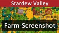 Stardew Valley: Screenshot der ganzen Farm erstellen – So geht's