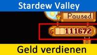 Stardew Valley: Schnell Geld verdienen – So geht's (auch per Cheat)