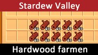 Stardew Valley: Hardwood farmen (Hartholz) und in Secret Woods gelangen – So geht's