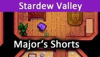 Stardew Valley: Major Lewis' Purple Shorts (Fundort) – Hier findet ihr die lila Hosen