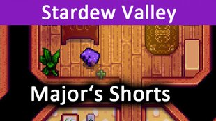 Stardew Valley: Major Lewis' Purple Shorts (Fundort) – Hier findet ihr die lila Hosen