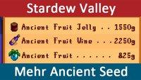 Stardew Valley: Ancient Seeds & Fruit farmen – So bekommt ihr mehr davon