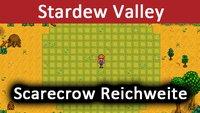 Stardew Valley: Scarecrow – Reichweite der Vogelscheuche & alle Rarecrows