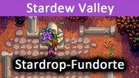 Stardew Valley: Stardrop – Alle Fundorte für mehr Energie