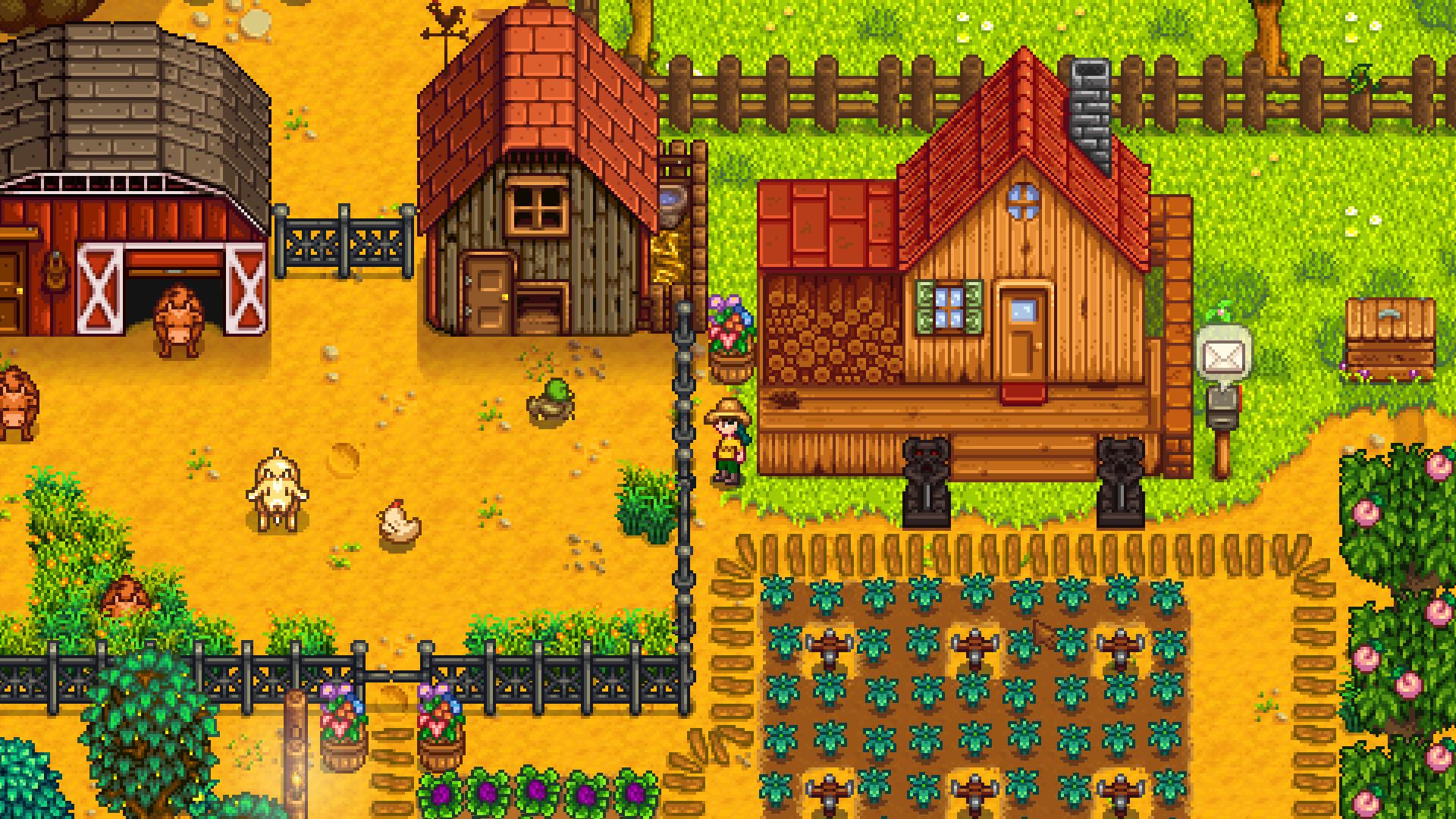Stardew Valley Einsteiger Tipps Und Guide Zum Farmspiel Rpg Mix Giga