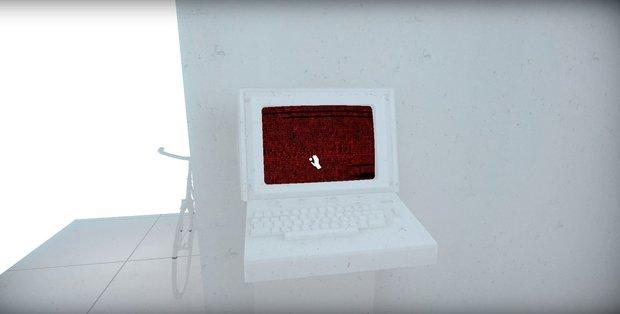 SUPERHOT: Geheime Computer und Geheimnisse finden mit Video