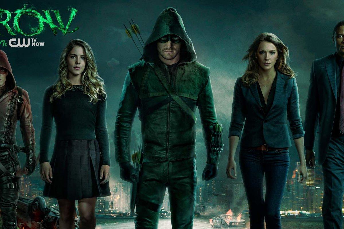 Wann Kommt Arrow Staffel 6 Auf Netflix