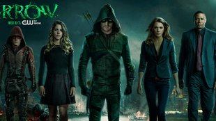 Arrow Staffel 7 Start Deutschland