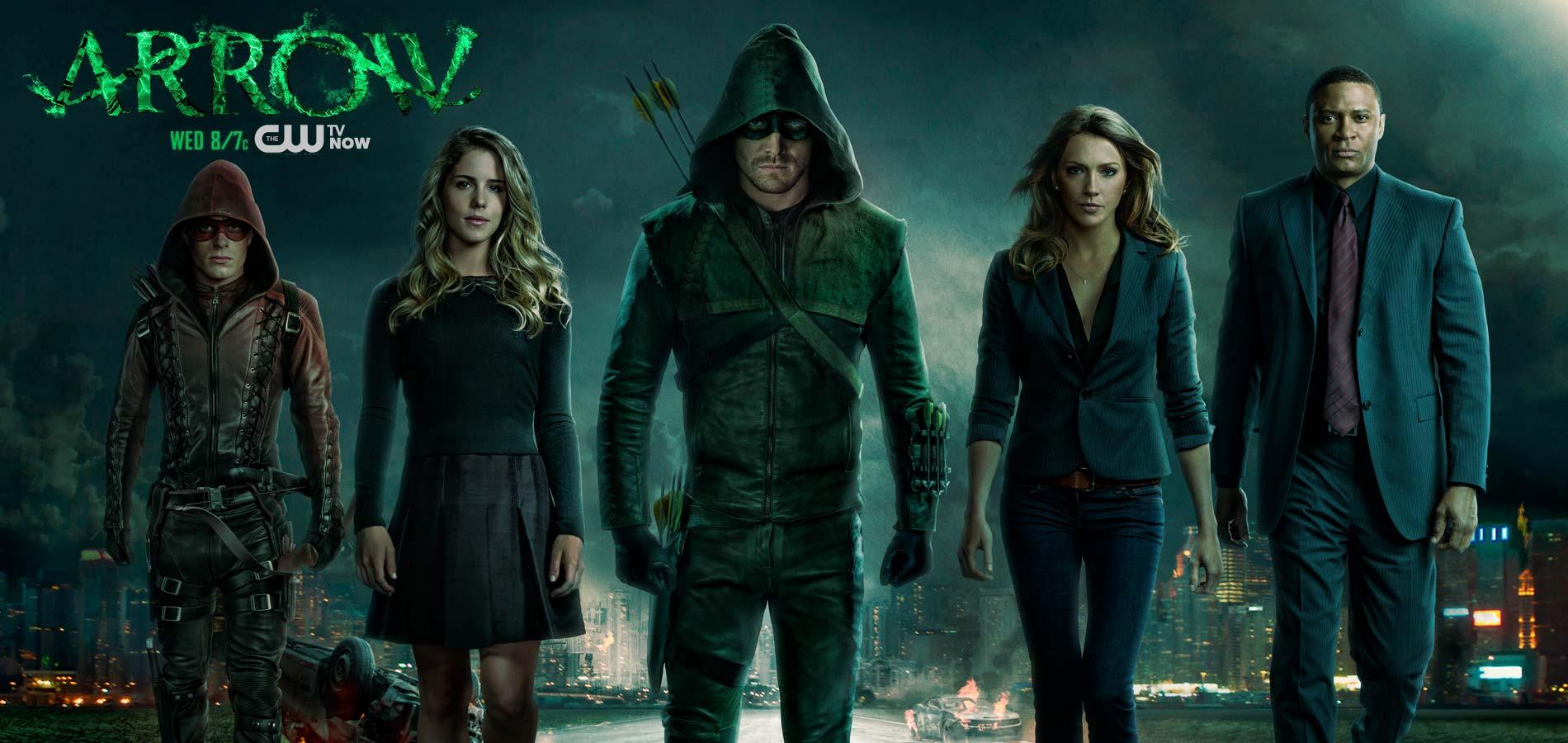 Arrow Staffel 5 Neue Folgen Wöchentlich Im Stream In