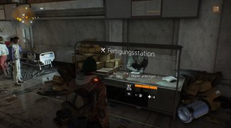 The Division: Crafting-Guide mit Fundorten aller Materialien
