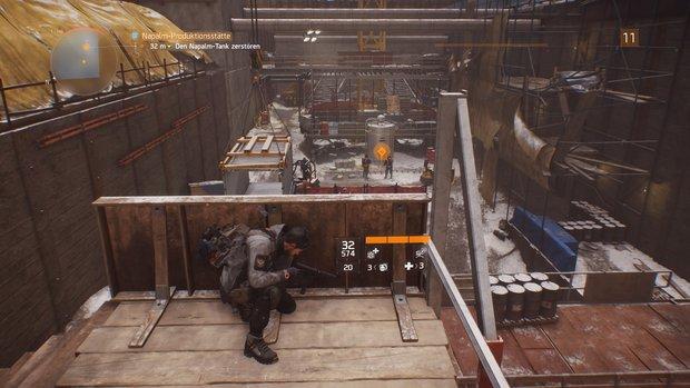 The Division - Kampftipps: So besiegt ihr alle Gegner