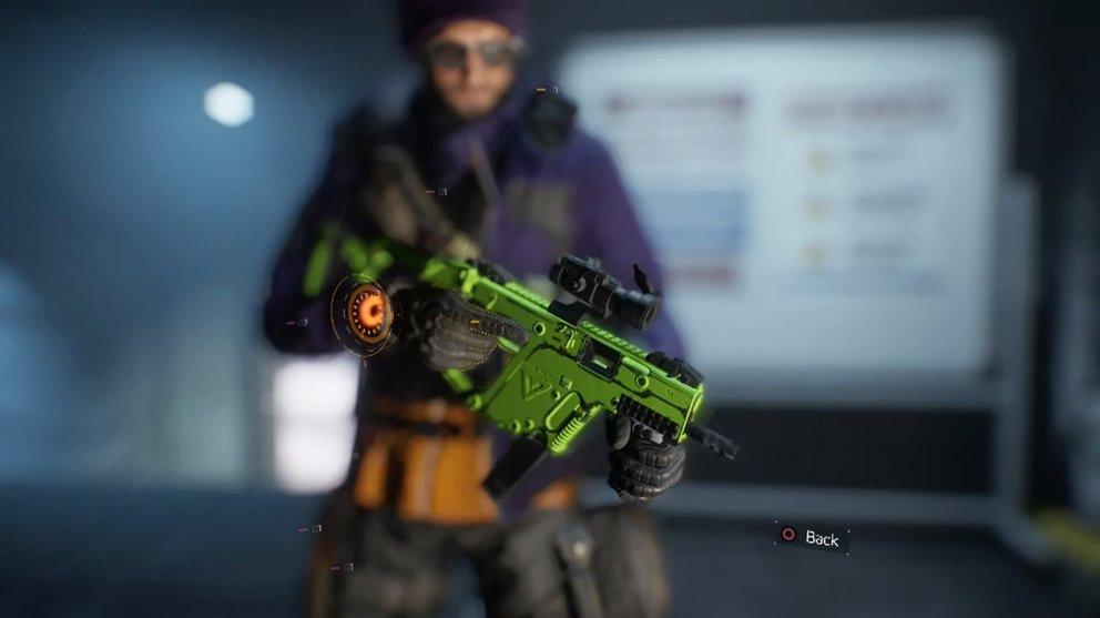Erhöht den Schaden eurer Waffe, um auch benannte Gegner zu vernichten.