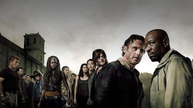 The Walking Dead: Trailer zum Finale zeigt uns erstmals neuen Bösewicht Negan