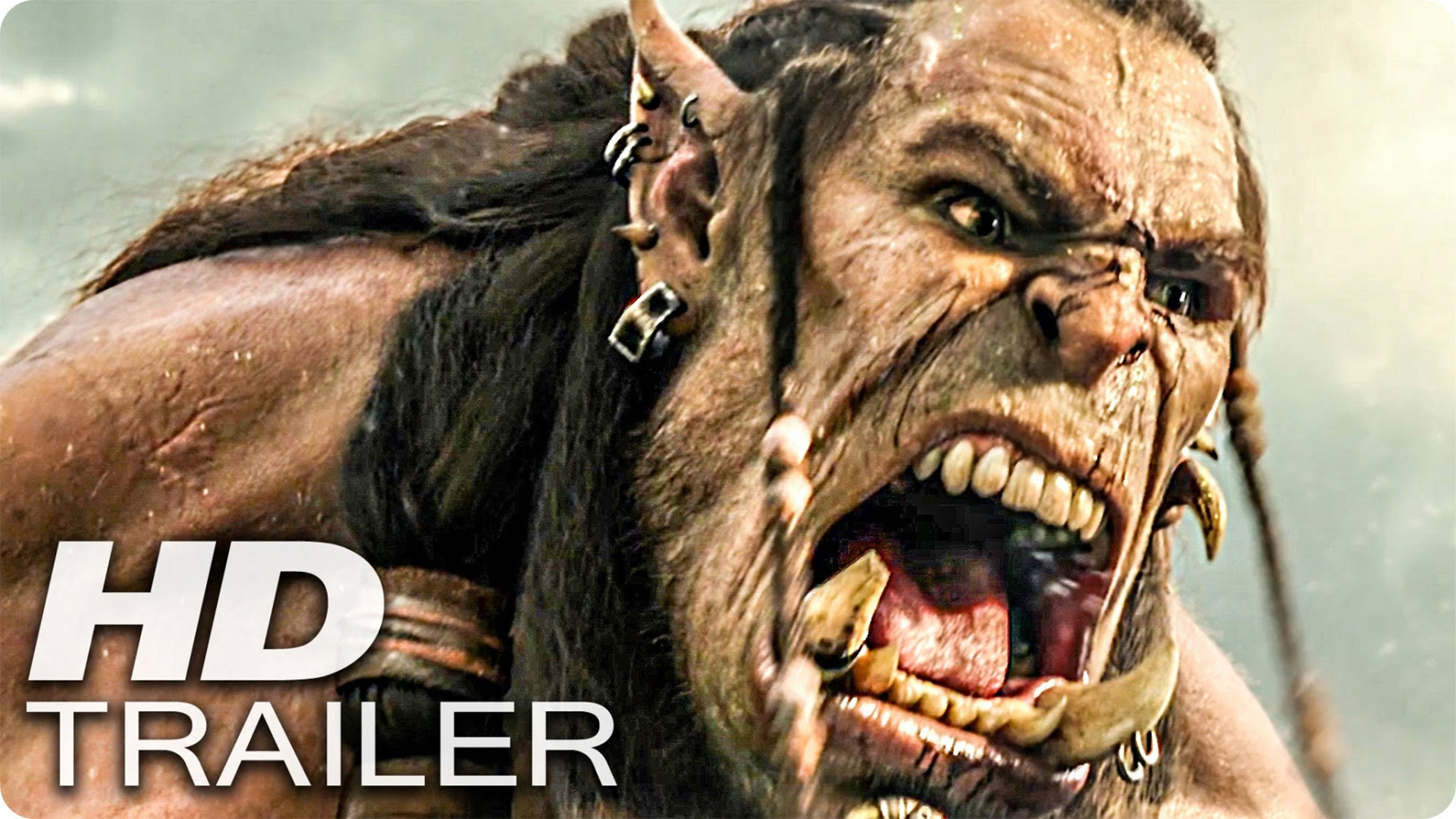 WARCRAFT: THE BEGINNING Trailer 2 German Deutsch (2016)