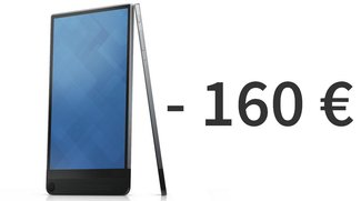Dell Venue 8 7840: Ultraschlankes OLED-Tablet im Cyberdeal