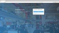 Twitter: TweetDeck-Anwendung für Windows wird eingestellt