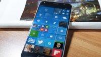 UMi Touch mit MediaTek-Prozessor erhält Windows 10 Mobile-ROM
