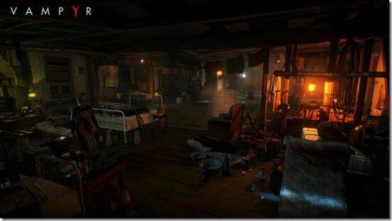 Vampyr: Neues Gameplay-Video des neuen Spiels der Life is Strange-Macher aufgetaucht