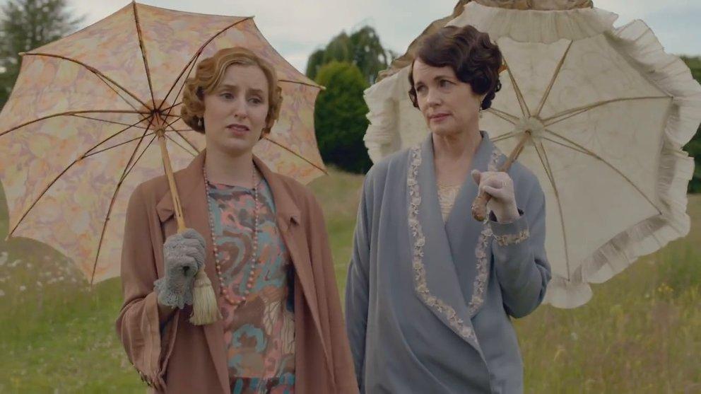 Downton Abbey Szene