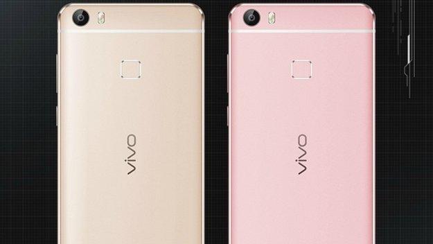 Vivo Xplay 5: Erstes Smartphone mit 6 GB RAM offiziell vorgestellt