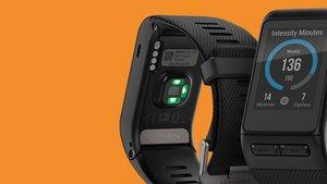 Garmin Vivoactive HR – GPS-Uhr mit integrierter Pulsmessung